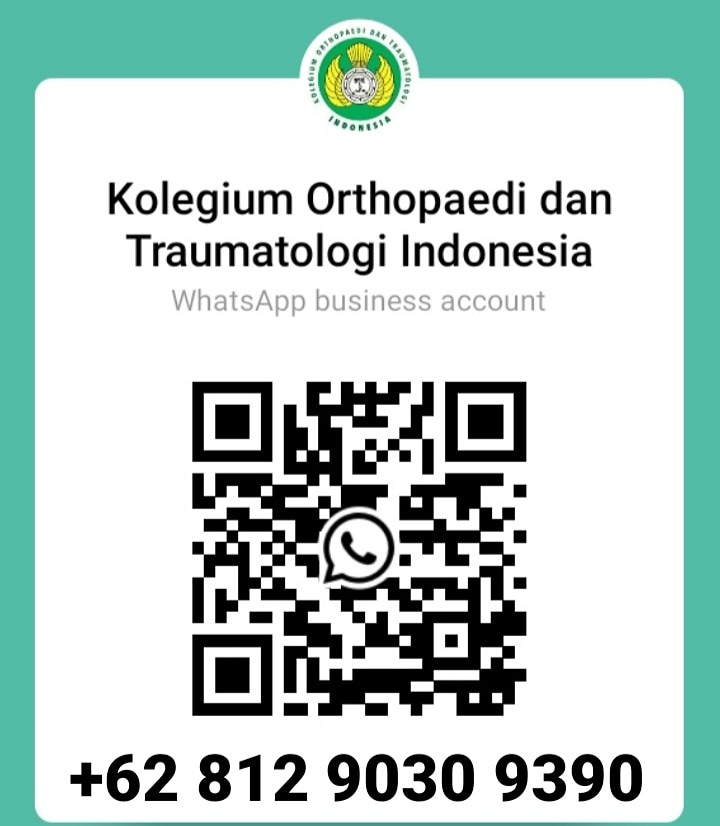 Kolegium Orthopaedi dan Traumatologi – WA Business Account